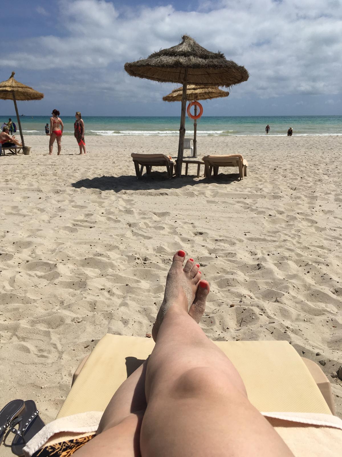 EVA{{_AND_}}Pepa - miluji moře a písek....