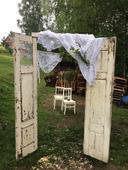 Vintage dveře,