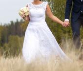 Romantické svadobné šaty, 42