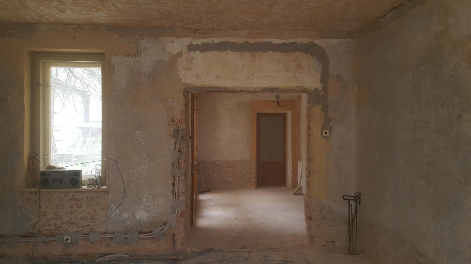 Prerabka domu v historickom centre - Obrázok č. 34