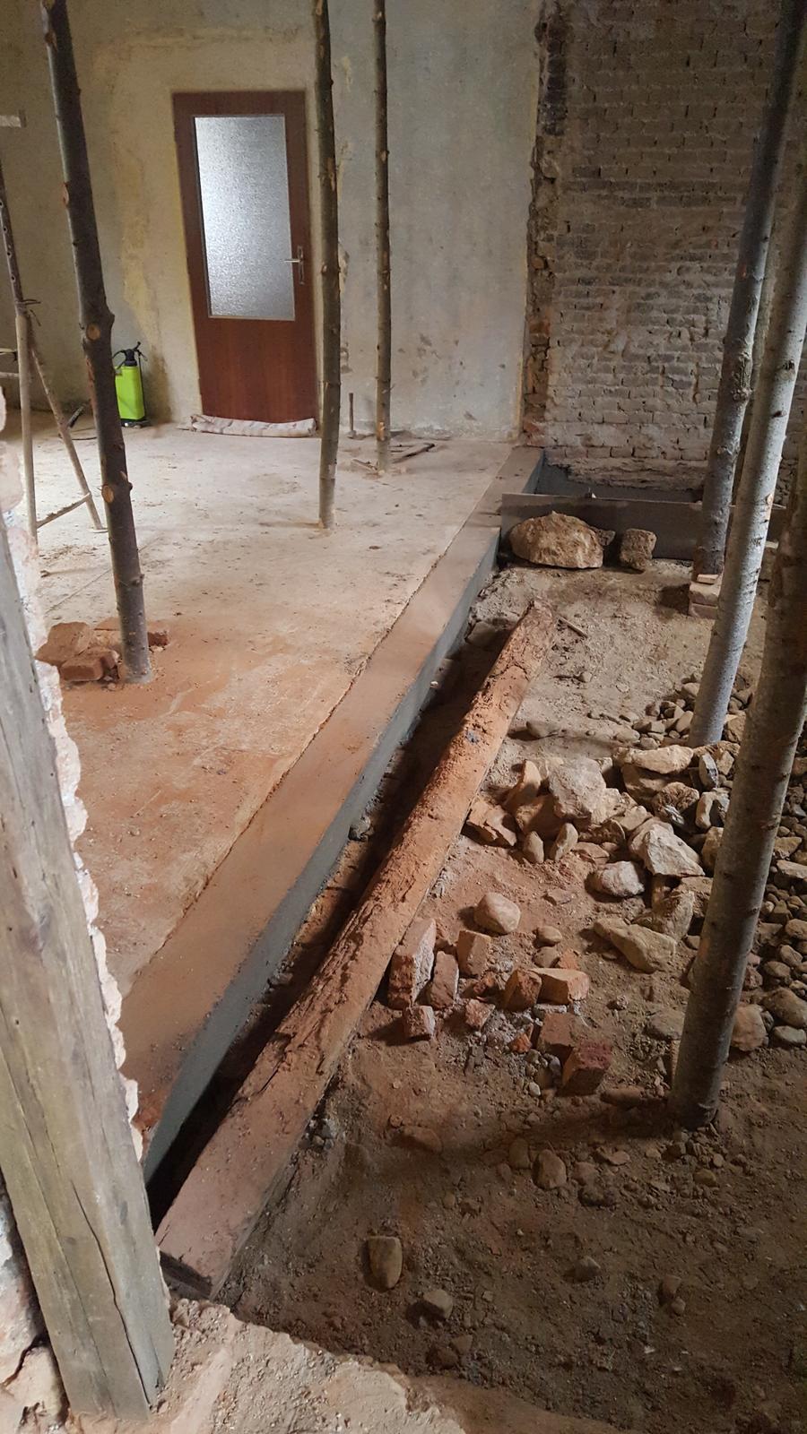 Prerabka domu v historickom centre - Obrázok č. 73
