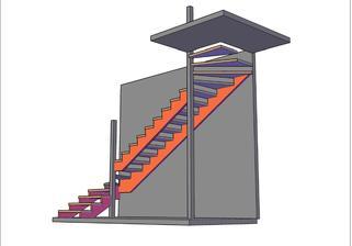 este update co sa tyka schodov,budeme musiet upustit od origo navrhu lebo vyska je masakralna skoro 4 metre ( sme zistili pri sondazi )takze pojdeme tymto smerom