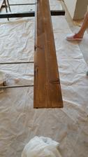 dnes drevovyroba,priprava dreva na oblozenie tramov,zial to bude kus odklon od originalnych planov (kvalita tramov ) ale verim ze konecny vysledok bude dobry