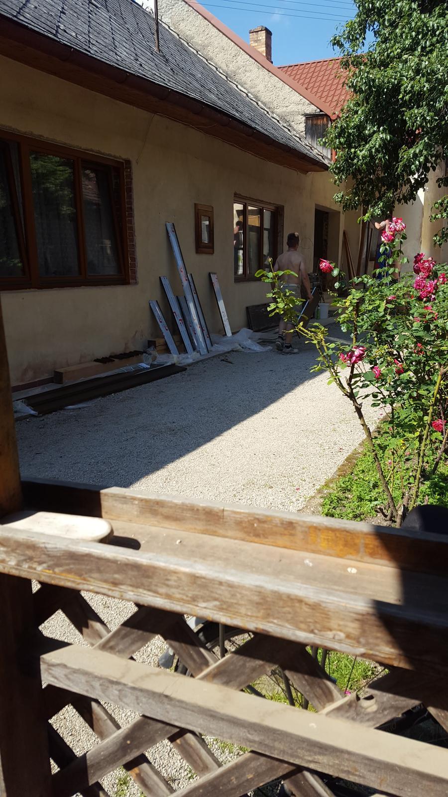 Zahrada a upravy okolo domu - Obrázok č. 3
