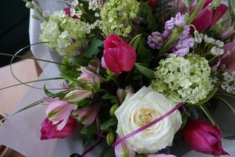ked je niekto takmer jarne dieta tak sa snazim uz roky dodat kyticu z jarnych kvetov #jardoma