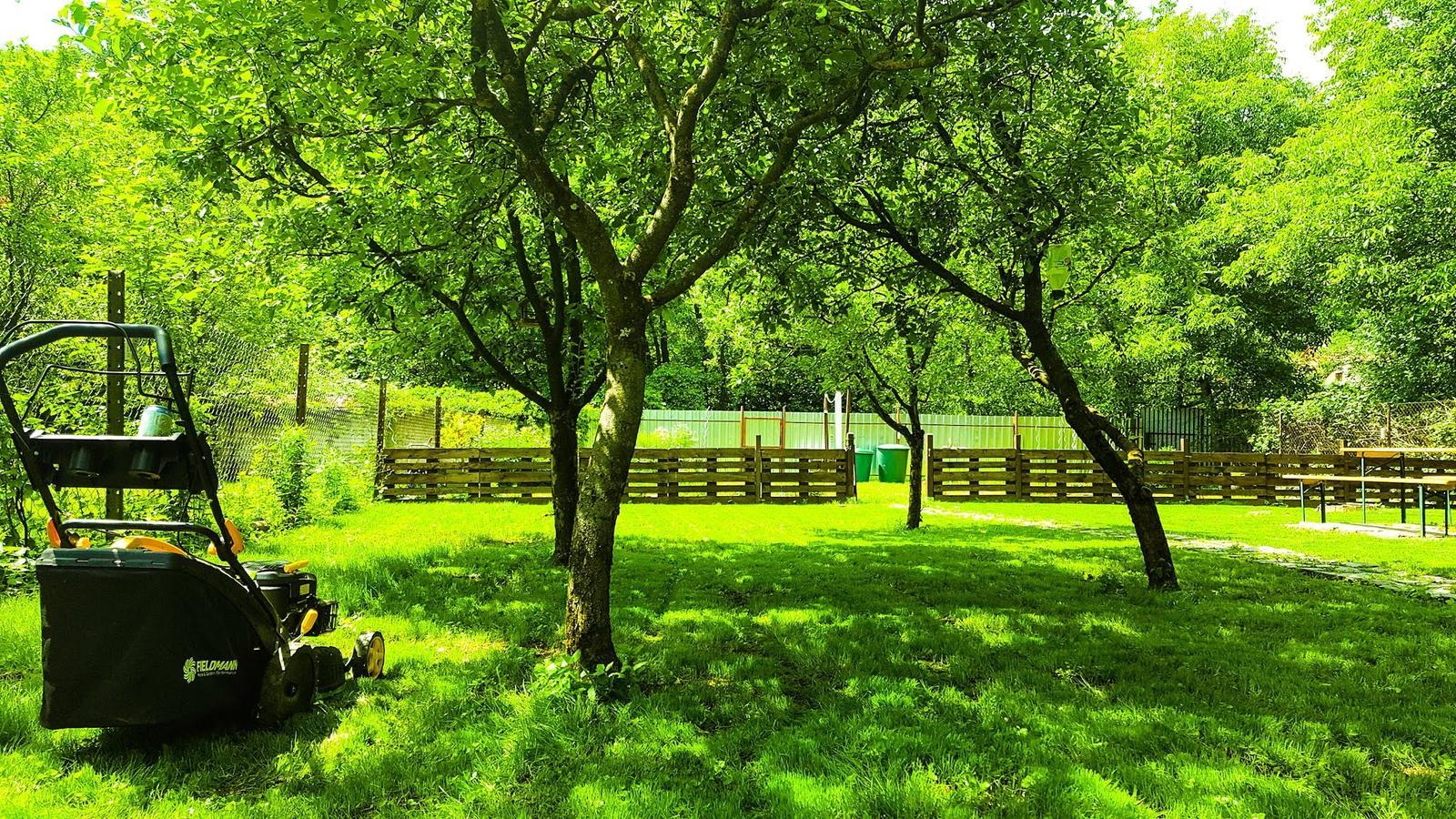 Zahrada a upravy okolo domu - bude z toho nieco
