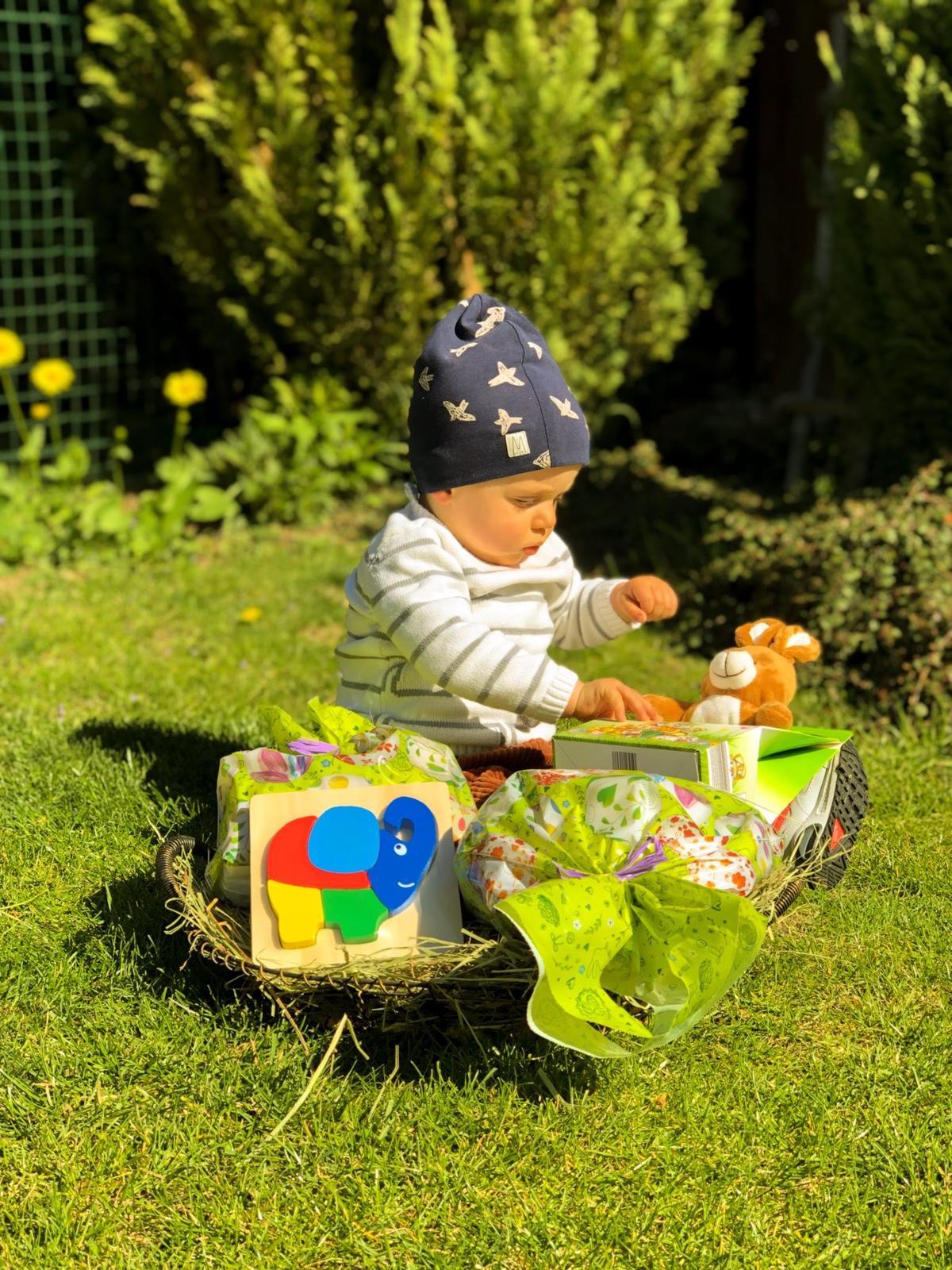 Zahrada a upravy okolo domu - vysluzku nasiel aj v druhej zahrade