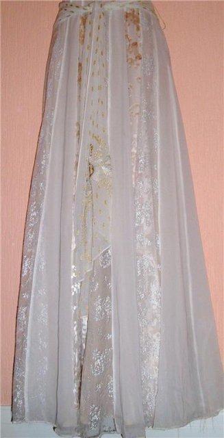 14.2. :-D :-D - moje šaty detail