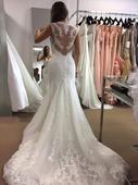 Svadobné šaty- nepoužité, 36