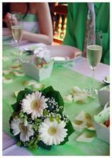 krásná svatební tabule, foto: Andrea Hudečková