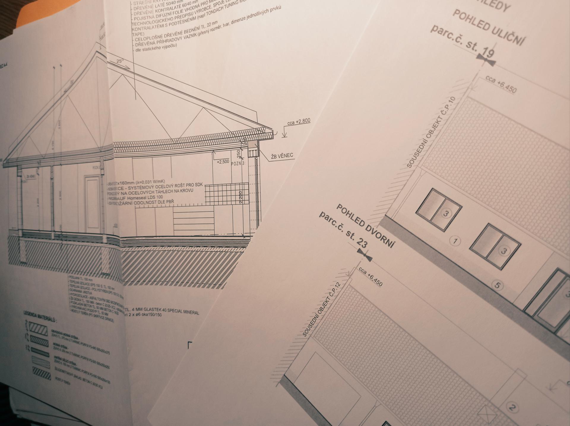 Stavíme domeček - Obrázek č. 1
