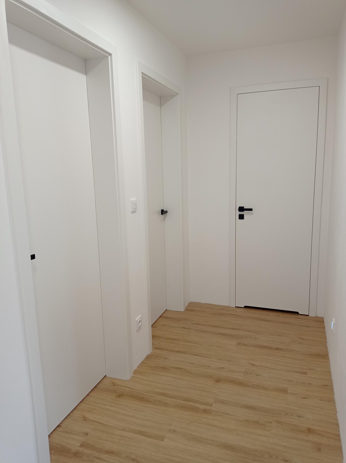 Stavíme domeček - Dveře Sapeli -výška 215cm 😍