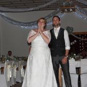 Celokrajkové svatební šaty vel. 48-52, 50