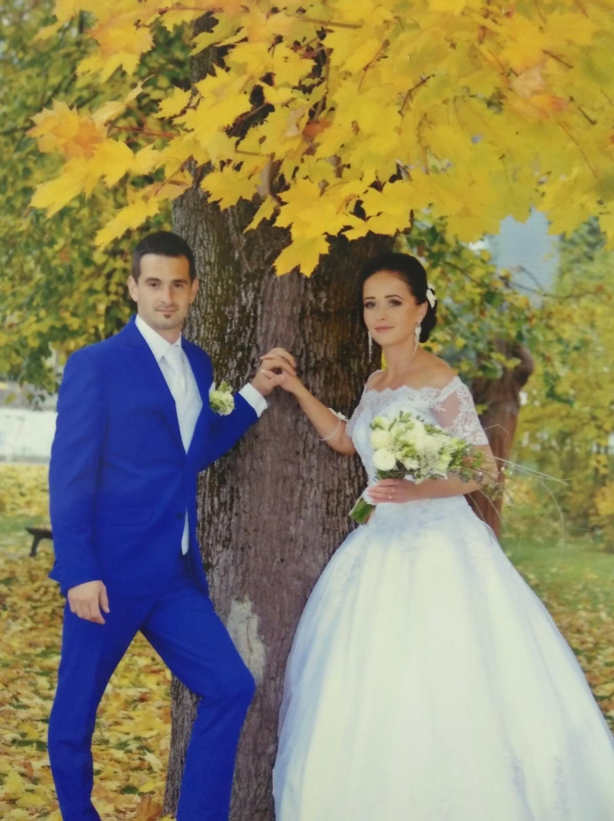 Mali sme svadbu v... - Obrázok č. 1