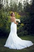 Luxusne svadobné šaty , 38