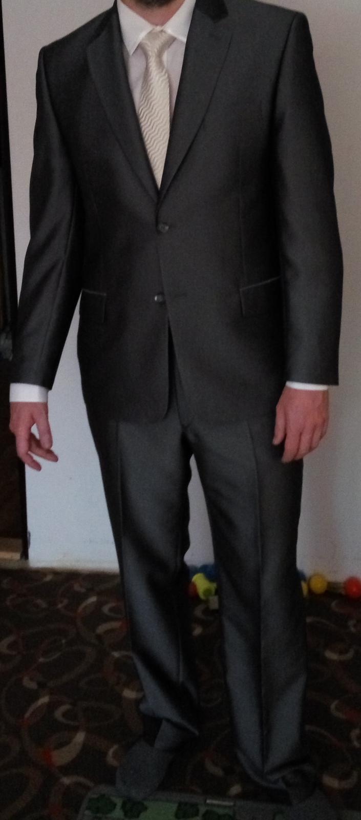 pánský oblek - Obrázek č. 1