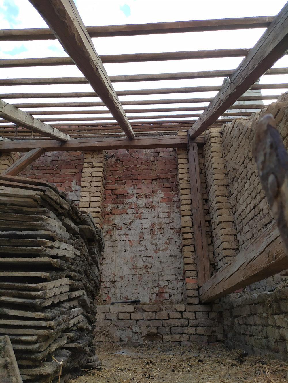 Bourání staré a stavba nové řadovky - Obrázek č. 23