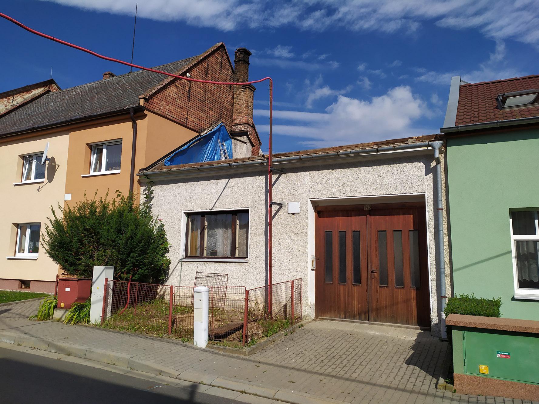 Bourání staré a stavba nové řadovky - Obrázek č. 40