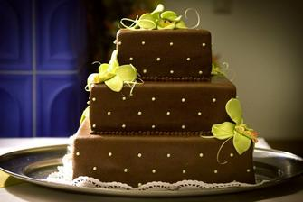 Cokoladovy taky nemel chybu! A vypadal bombasticky!