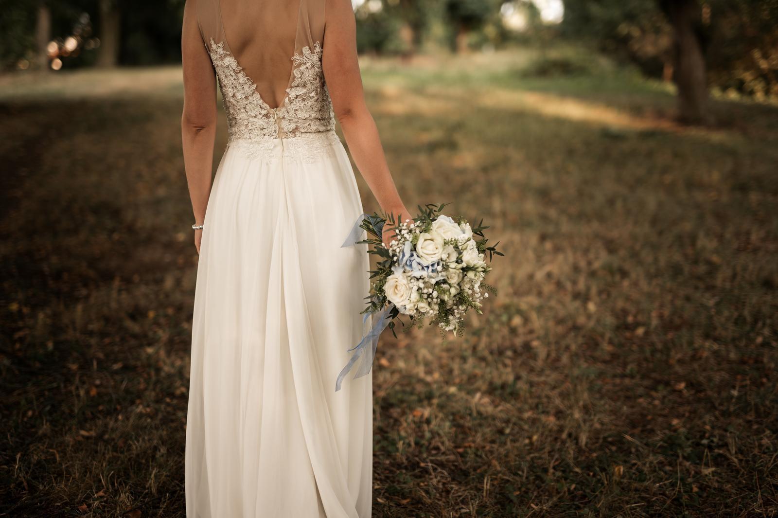 Svatební šaty, vel. 34 - Obrázek č. 1