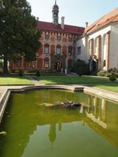 zámek Libochovice