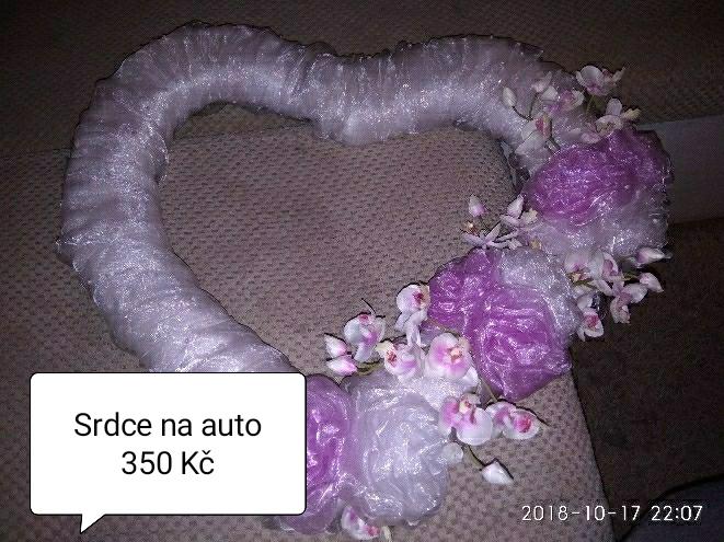 Srdce a cylindr na auto - Obrázek č. 1