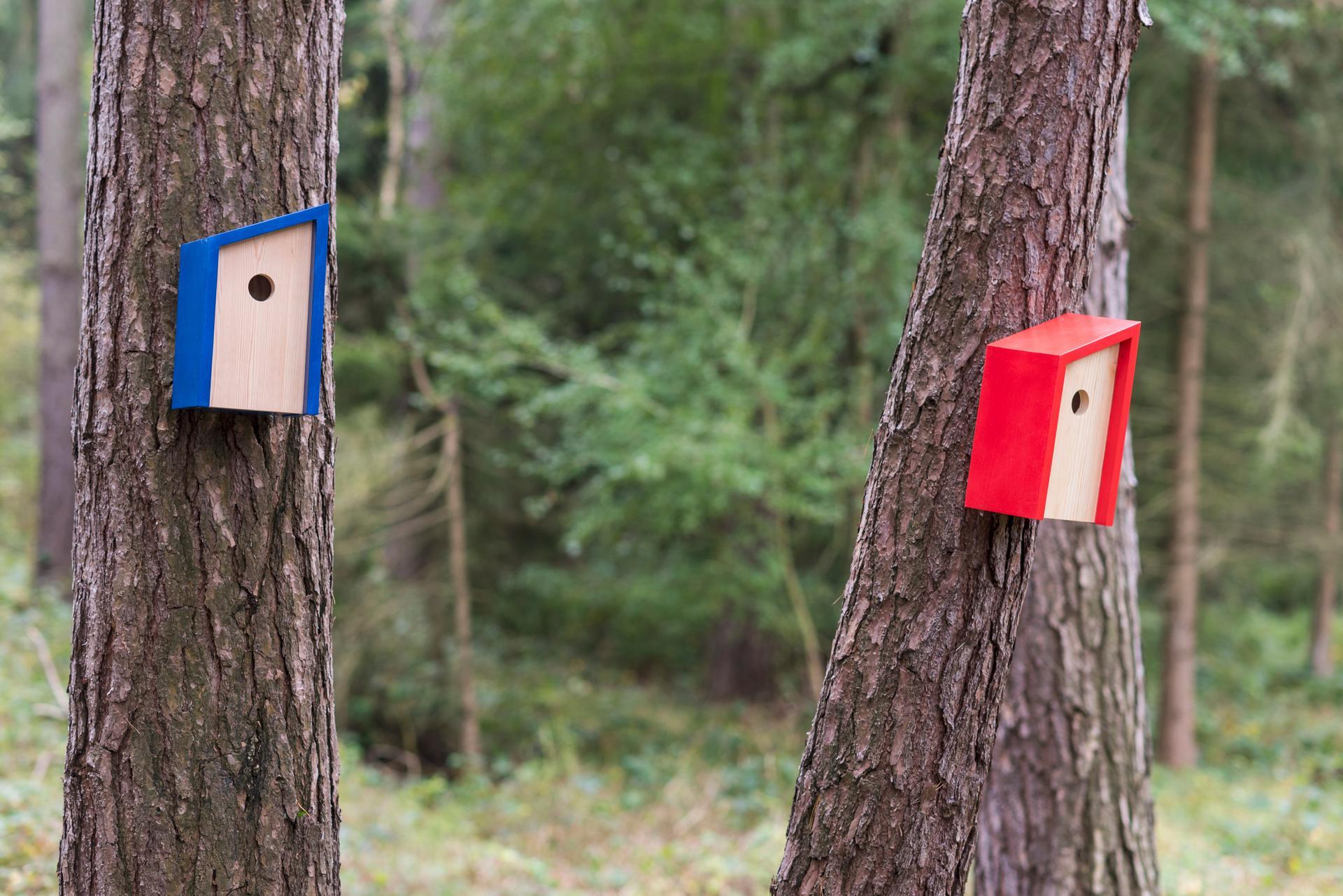 Ptačí budky a krmítka - Obrázek č. 23