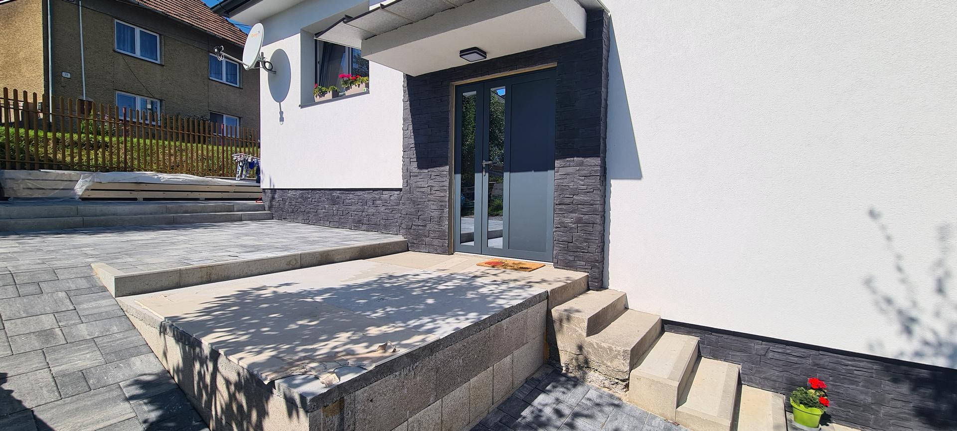 Rekonštrukcia starého domu - Obrázok č. 123