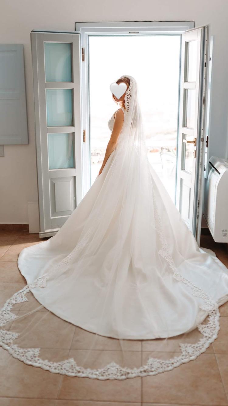 Predaj svadobný šiat - Obrázok č. 1