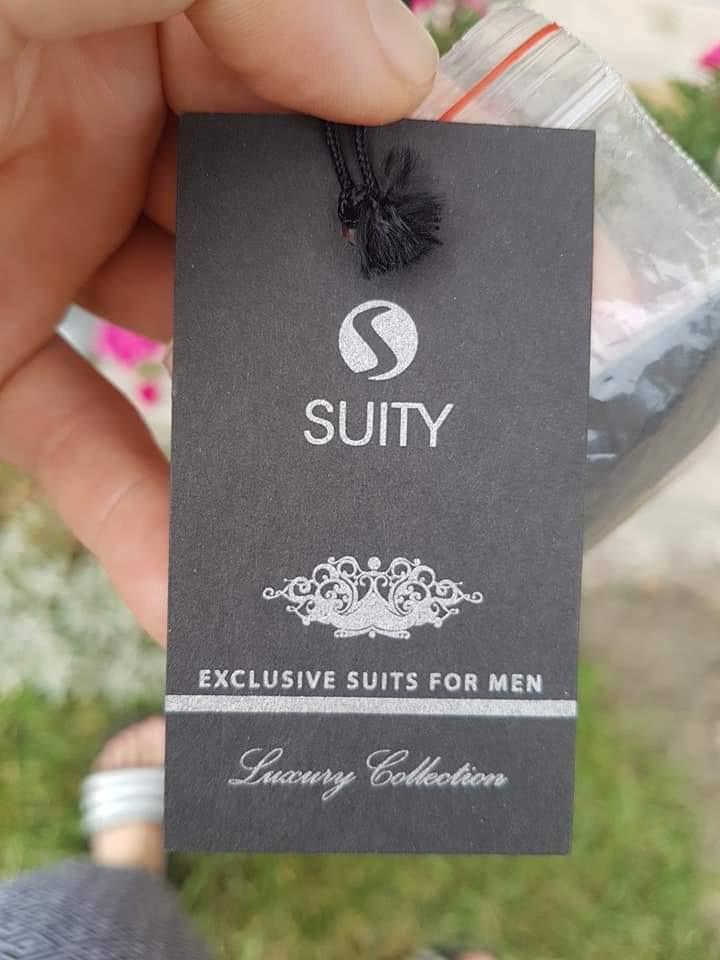 Predám pánsky oblek - Obrázok č. 4