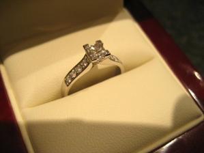Môj zásnubný prstienok...24.12.2008