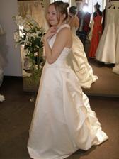 šaty by mohli byť, zmierila som sa s tým, že princeznovké nebudú