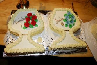 naše tortičky...