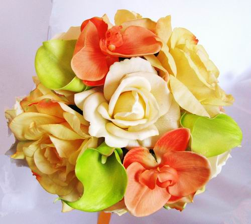 Svadobne kytice - Obrázok č. 84