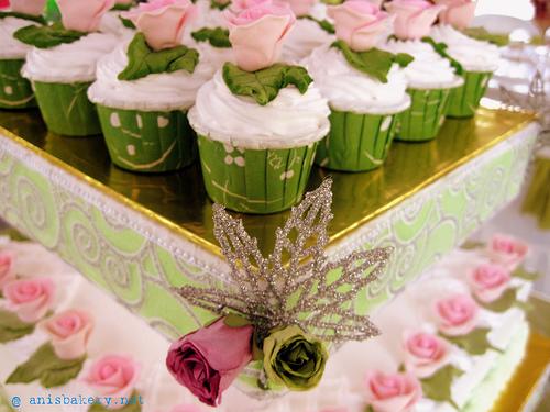 Pink+green wedding - Obrázok č. 9