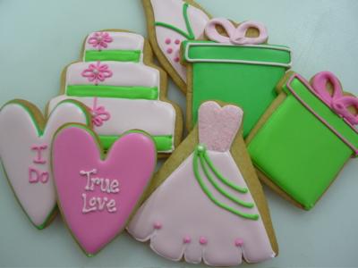 Pink+green wedding - Obrázok č. 14