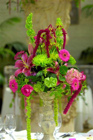 Pink+green wedding - Obrázok č. 16