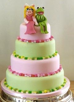 Pink+green wedding - Obrázok č. 20