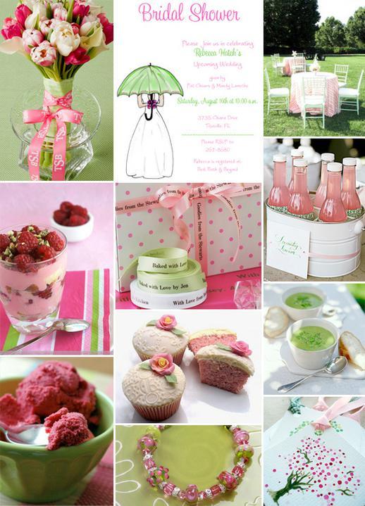 Pink+green wedding - Obrázok č. 24