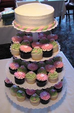 Pink+green wedding - Obrázok č. 29