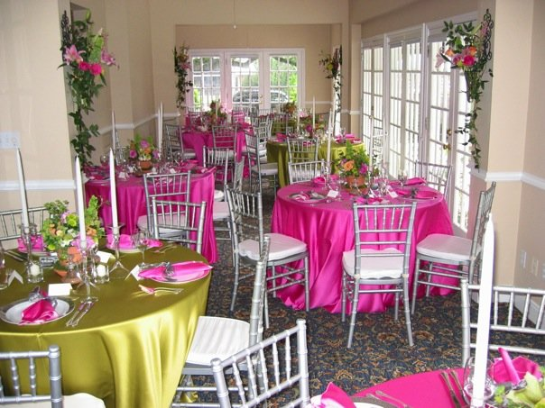 Pink+green wedding - Obrázok č. 39