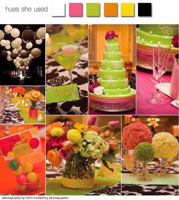 Pink+green wedding - Obrázok č. 42
