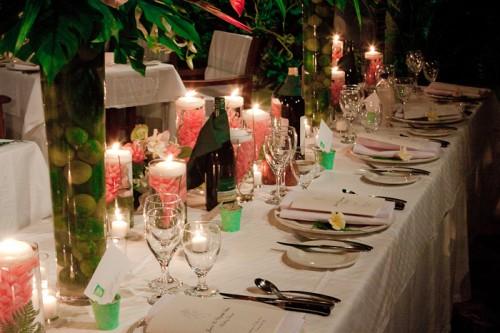 Pink+green wedding - Obrázok č. 44