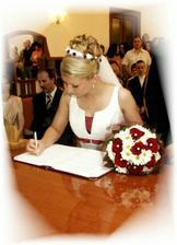 druhý podpis