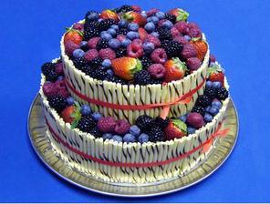 Tak změna - nakonec bude tenhle dort (a to se mi zezačátku vůbec nelíbil :-)