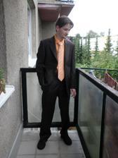 Můj budoucí muž už má komplet oblečení :-)