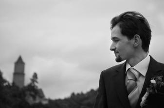 můj báječný a nadevše milovaný muž