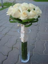 kytička, chcela by som biele ruže