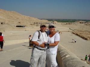 svatební cesta - Egypt - Luxor