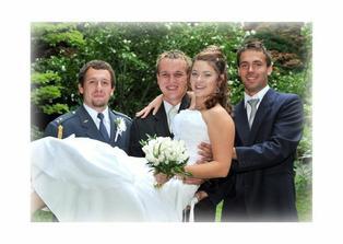 švar,manžel,já,brácha